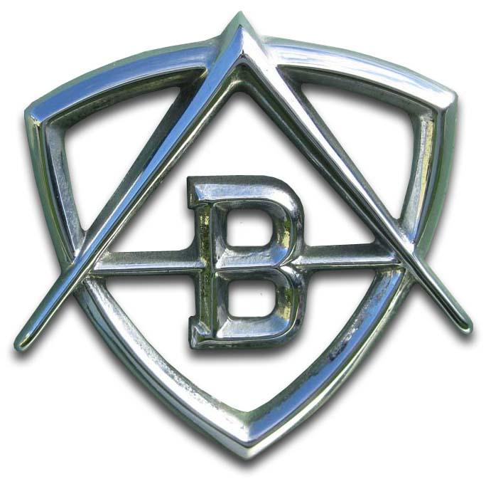 Autobianchi Bianchina (1959 grill emblem)