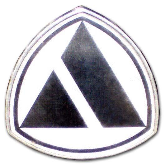 Autobianchi Y10 (1986-1996 grill emblem)