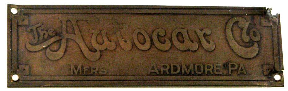 Autocar (1916 emblem)