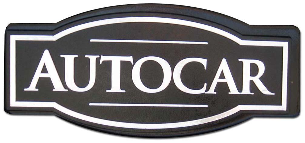 Autocar (1992 truck grill emblem)