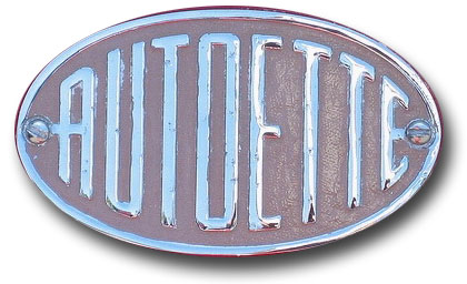 Autoette Electric Car Company Inc. (Long Beach, California)(1949)
