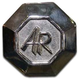 Autoreplica S.A. (1983 grill emblem)