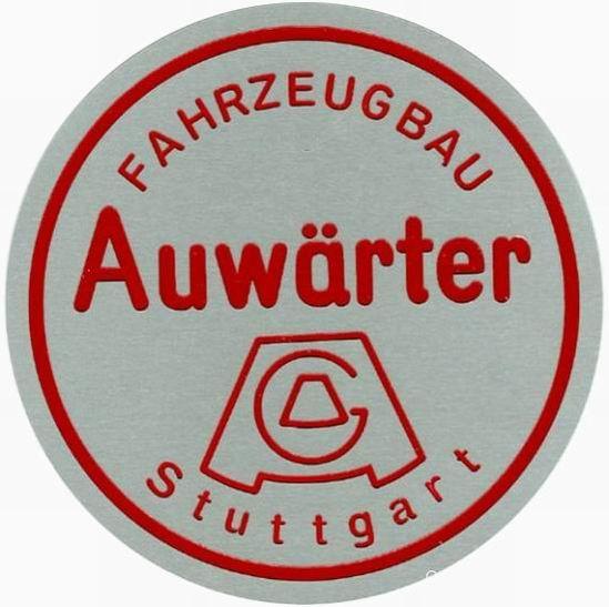 Auwarter (Gottlob Auwarter-Fahrzeugbau GmbH and Co.) (1935-1949)