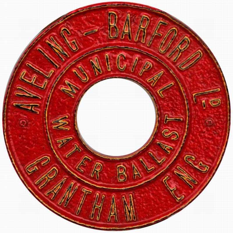 Aveling-Barford Ltd. (Grantham, Lincolnshire)(1939)