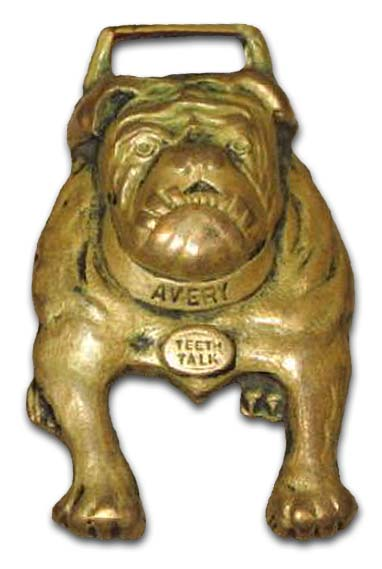 Avery Power Machinery Co. (1915 watch fob)