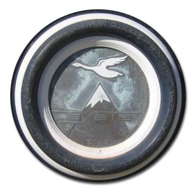 Ayats (Carrocerias Ayats S.A.) (1977 bus grill emblem)