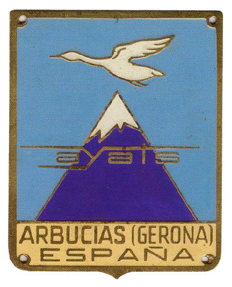 Ayats (Carrocerias Ayats S.A.) (Arbucies, Girona)(1972)