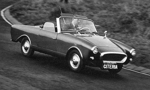 1958. Citeria (Concept)