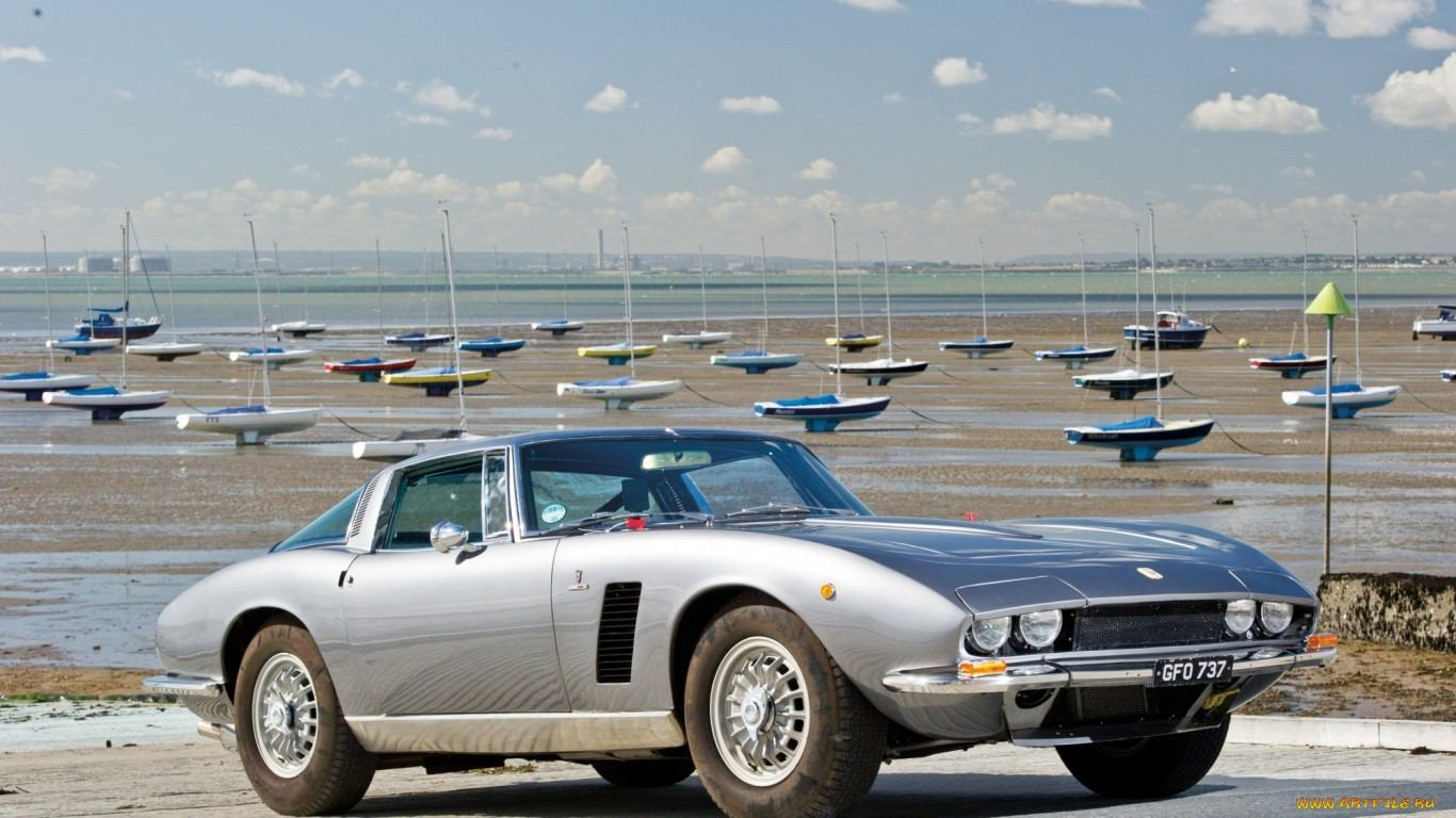1970-1974. Iso Grifo