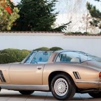 1972-1974. Iso Grifo IR8 design by Bertone