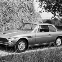 1962-1970. Iso Rivolta Coupe GT by Bertone