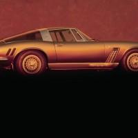 1963. Iso Rivolta A3L Prototype (#420001)
