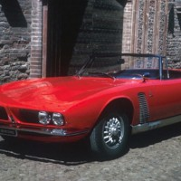 1964. Iso Grifo A3L Spider design by Bertone