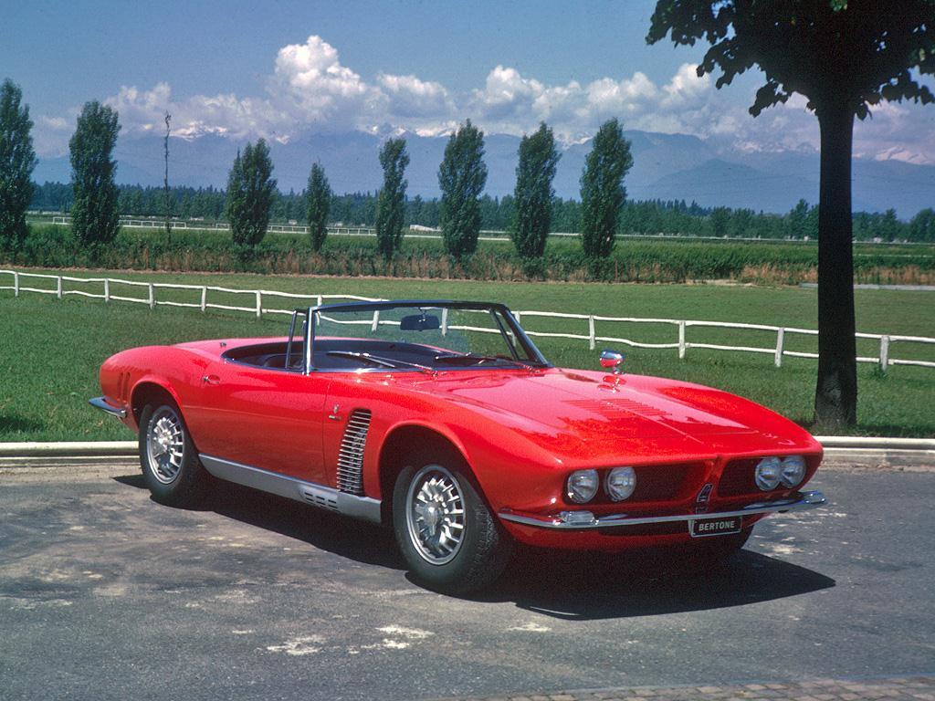 1964. Iso Grifo A3L Spider (Bertone)