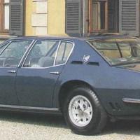 1967-1974. Iso Rivolta S4 Fidia design by Ghia