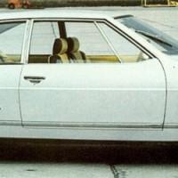 1969-1974. Iso Rivolta Lele design by Bertone