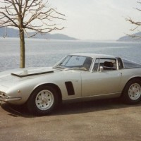 1970-1974. Iso Grifo 7Litri Series 2