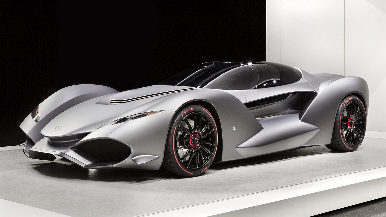 2017. Iso Rivolta Vision Gran Turismo