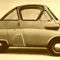 1953-1956. Iso Isetta