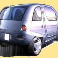 1999. Iso City by Zagato (Concept)