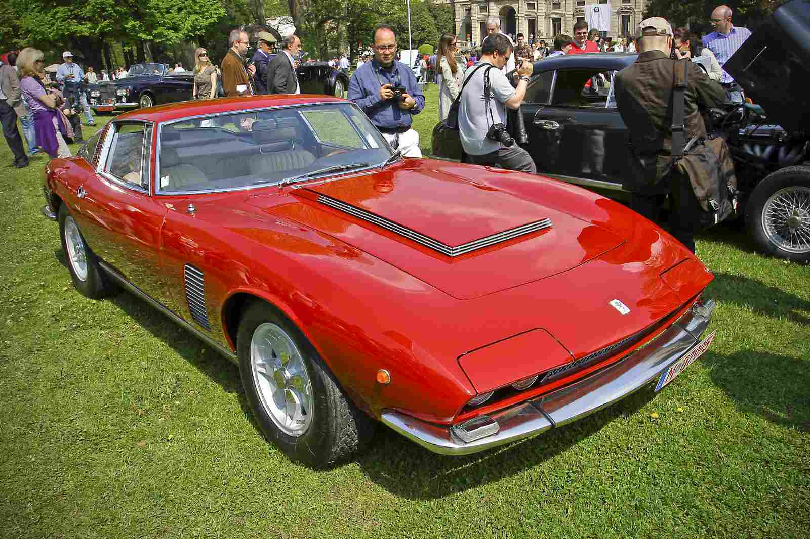 1971. Iso Grifo Can Am
