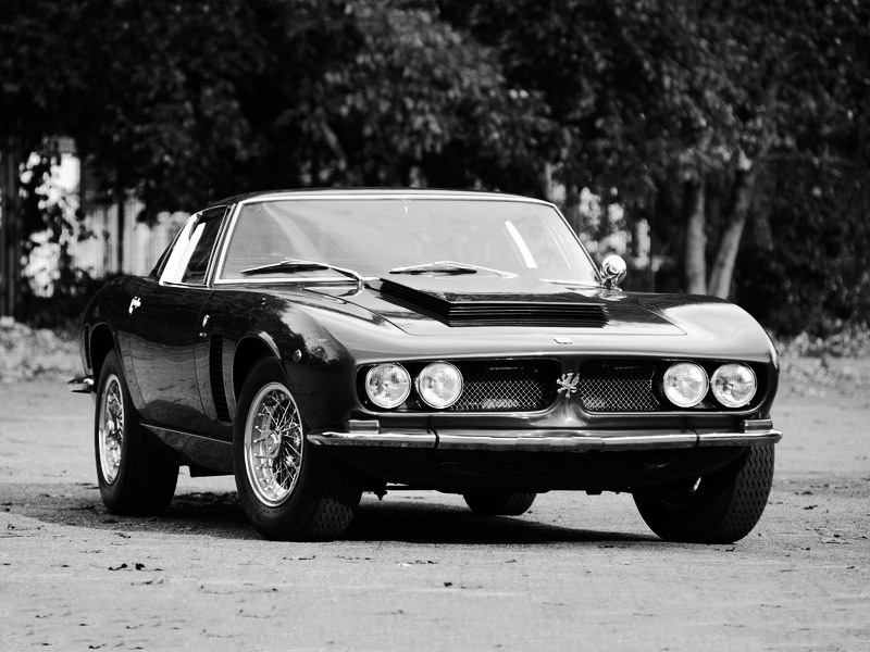 1968-1970. Iso Grifo 7 Litri