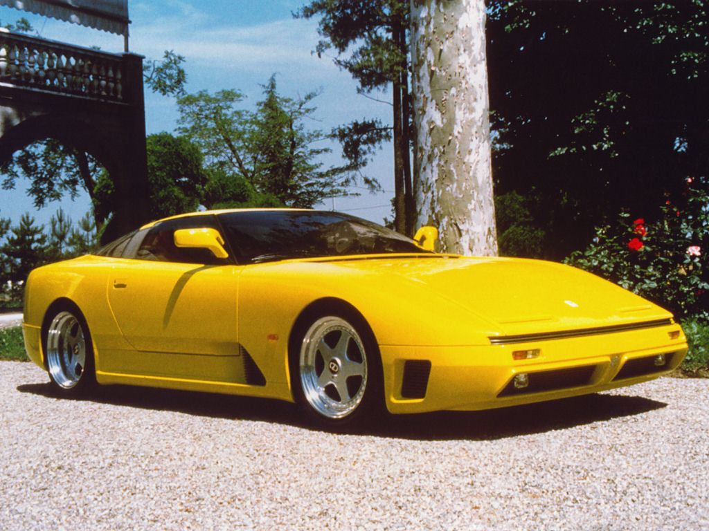 1991. Iso Grifo 90