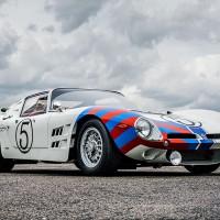 1963-1965. Iso Grifo A3C Corsa by Bertone