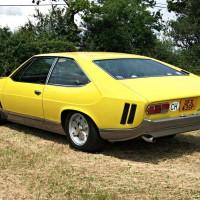 1973-1974. Iso Rivolta Lele IR6 Sport design by Bertone