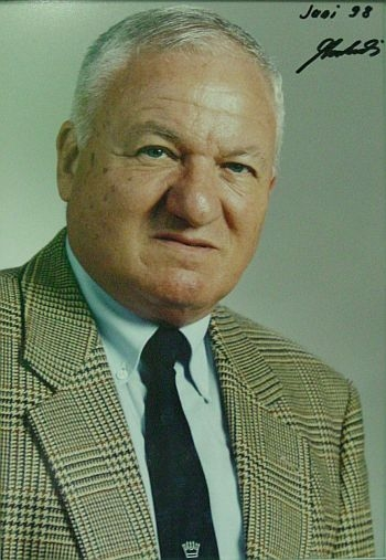 Питер Монтеверди в 1998 году