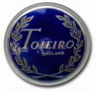 1957. Jaguar Tojeiro D-Type (horn emblem)