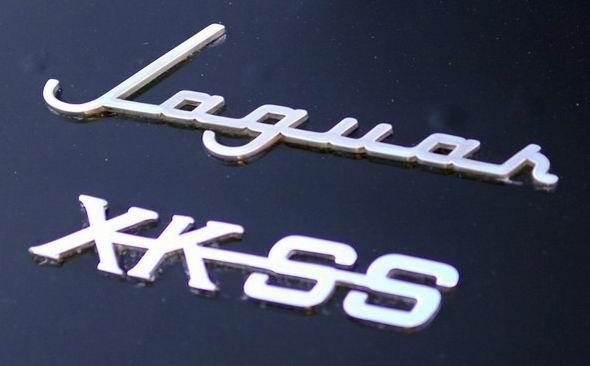 1957. Jaguar XK-SS (1957 trunk script)1
