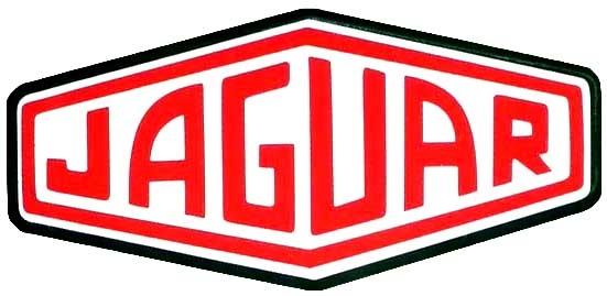1966. Jaguar XJ 13 (1966 hood emblem)
