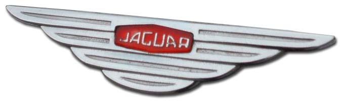 1969. Jaguar Mark II 420 G (1969 grille emblem)