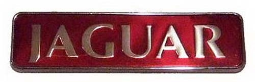 1995. Jaguar Vander Plas Edition (1995-1998 trunk emblem)