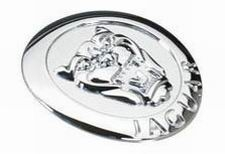 2005. Jaguar XJR (2005 grille emblem)