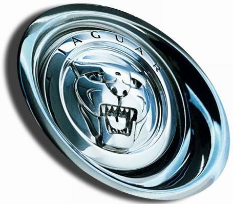 2007. Jaguar C-XF (concept car emblem)