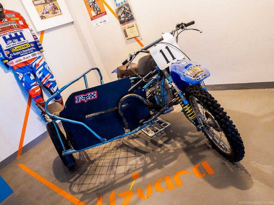 Гоночные мотоциклы с коляской