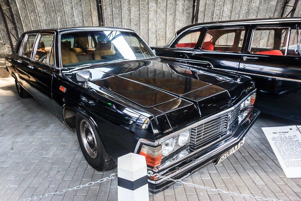 Чайка ГАЗ-14 1980 года