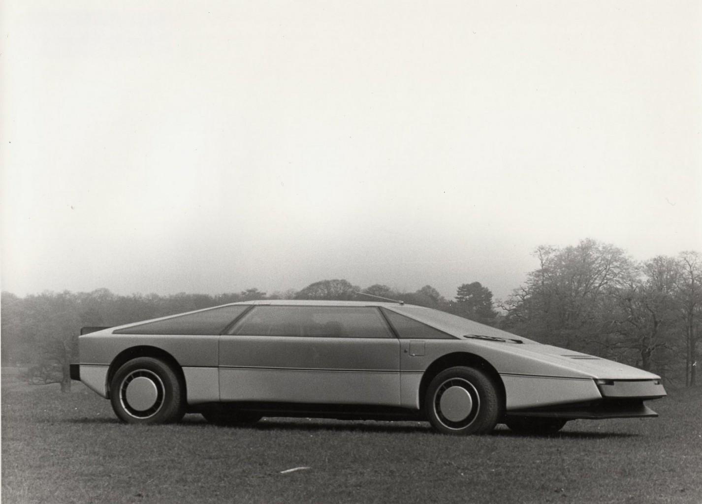 1980. Aston Martin Bulldog (Concept)
