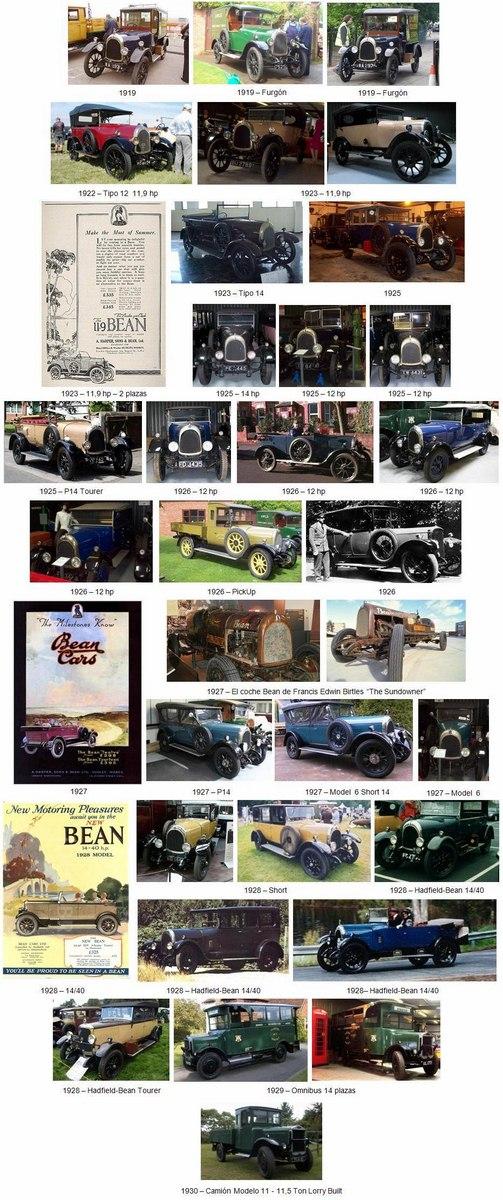 1919-1929. Bean