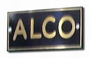 1910. ALCO 3 1_2 Ton Chassis (1910 grill emblem)