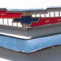 Chevrolet (1956-1958)(Chevrolet V8)