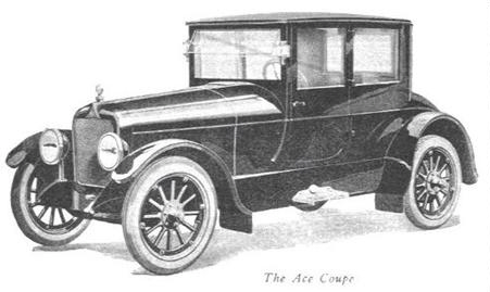 the ace coupe