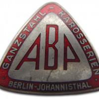 Ambi-Budd Presswerk Ganzstahl-Karosserien (Berlin-Johannisthal)(1929)