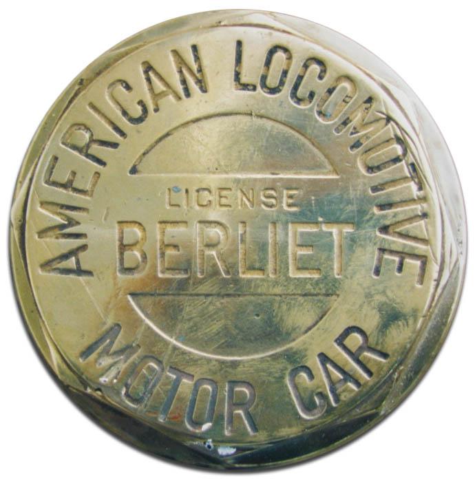 American Locomotive Motor Car Company (Providence, Rhode Island)(1905)