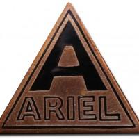 Ariel Nine Tourer (1924)