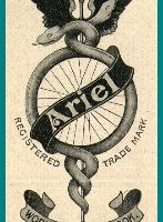 Ariel Works (Bournbrook, Birmingham. 1910 trademark)(1910)