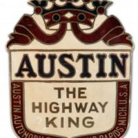 Austin (USA)(1917-1920)