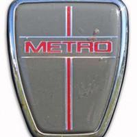 Austin Metro City X (1989)